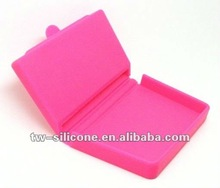 2012 promotional cheap silicone card holder
