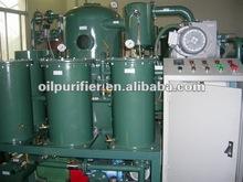 Hydraulic oil vacuum Purification, dehydration and Demulsification purification system,Lubricating Oil Purification System