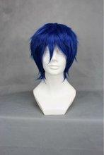 (stock)Blue Exorcist Rin Okumura Cosplay Wig - Synthetic Fiber