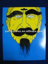 party fake mustache beard and eyebrow M-U073