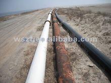 grande diametro polietilene nero hdpe tubo di plastica tubo di gomma piuma tubo flessibile per acqua dredg draga estrazione di dragaggio prezzo di progetto