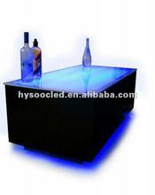 bar tables sale/led cocktail table/pub table