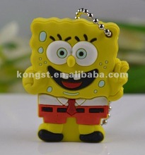 2012 New Pattern Sponge Bob USB 4gb