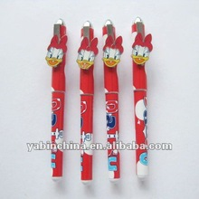 2012 New Cartoon Clip Pens