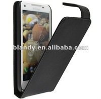 New fashion high quality best service flip leather case for lenovo S 880 cover