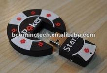 promo gift poker star USB pendrive