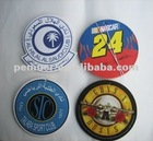 Promotional air freshener for car with circle shape on hot sale