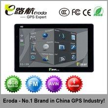 GPS X10 (FM+AVIN+BT) for Car finder car GPS navigation device