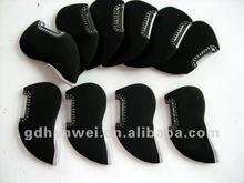 sell hot ! golfers head cover Neoprene golf holder golf club head cover