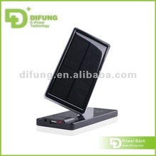 NEW Coming Solar Phone Battery Charger Difung 2012