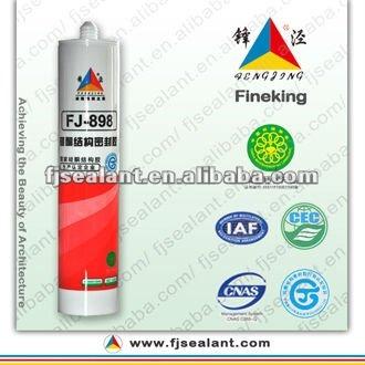 FJ-898 colored structural Dow Corning Silicon Sealant