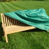 Bad Weather Protection Patio Garden Bench Cover