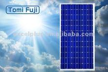 Green energy DC36V Monocrystalline 180watt solar module