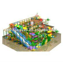 2012 jungle indoor play center TY-0710C