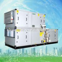 Airflow 2000-60000m3/h frost resisting cold bridge design ahu system
