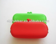 2012 Hot Selling Silicone Wallets and Purses
