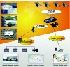 taxi/bus/car/truck gps/gprs/gsm tracking system with google map