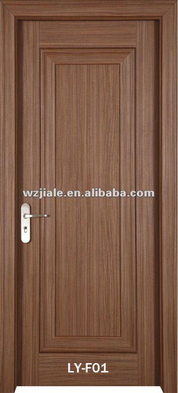 Estilo europeo de madera puertas interiores precio puertas for Precio de puertas para interiores