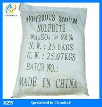 China Sodium Sulfite 7757-83-7 Export Company