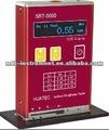 Ra, rz, rq, rt superficial probador de la aspereza con srt-5000 de iones de litio recargable de baterías