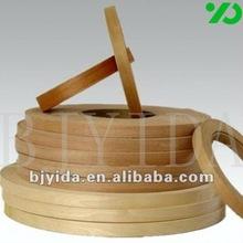 wooden pvc edge