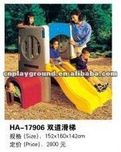 BABY SLIDE- OUTDOOR KID'S PLAY EQUIPMENT (HA-17906)