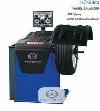 KC-B990 LCD manual wheel balancer