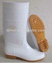 white PVC wellington boots 2012