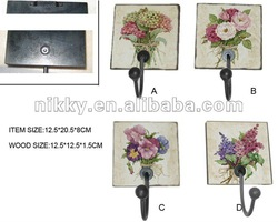 2012 hot selling and beautiful hanging safety hook