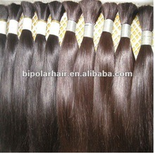 individual braids with human hair