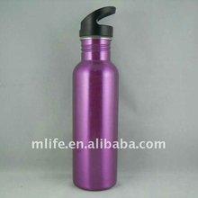 SGS,LFGB approved food grade aluminum sports drinking water bottle
