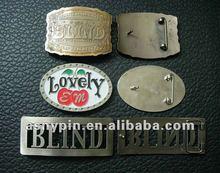 fashion metal buckles for belts for men