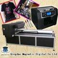 Máquina para impresión de camisetas negras