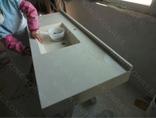 KKR factory Artificial Stone marble BASIN toilet