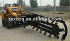 digger/auger/trencher of mini skid loader for garden, farm