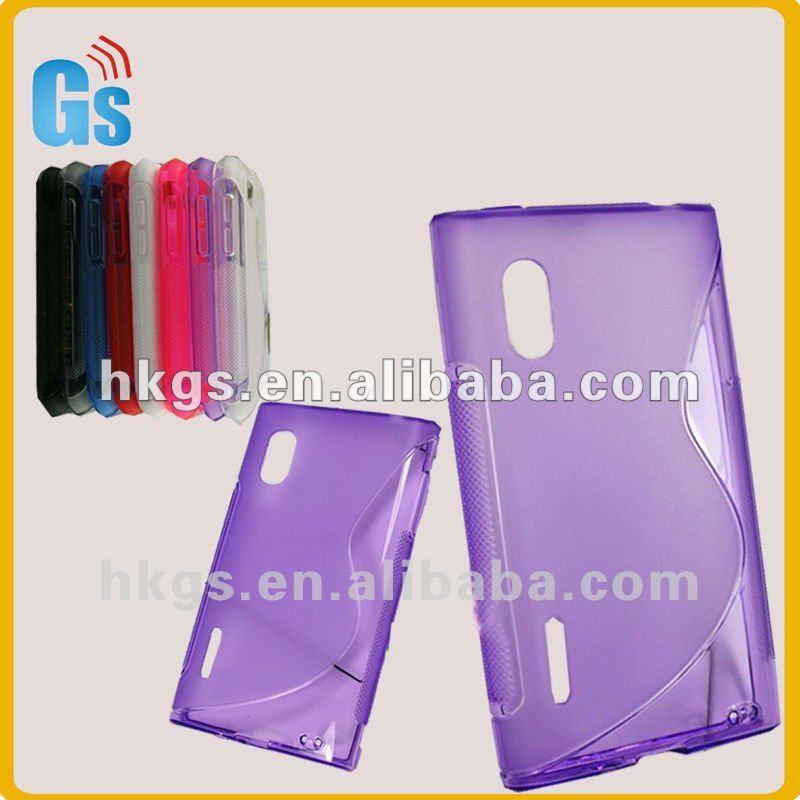 barato casos de teléfono móvil para lg optimus e610 l5