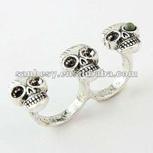 2012 new fashion Skull Ring