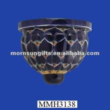 decorativi a parete in ceramica fioriera per i regali