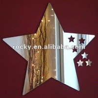best 4-8mm star shaped mirrors high quality