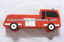 big truck shape with good price 2gb usb 2.0 hot selling