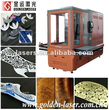 70w 100w 150w Leather engraving and cutting machine laser