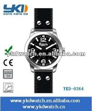 2012 Genuine fashion watch case leather for men