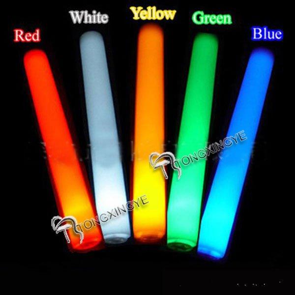decoracao festa glow:Party Foam Light Sticks LED