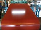 enamel color coated steel sheet