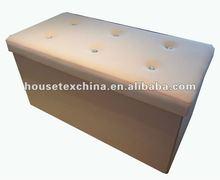 most popular! pink folding storage bench