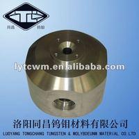 High temperature Molybdenum>99.95% Crucibles cap and body