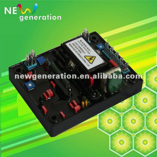 Nova geração AVR SX460 bordo