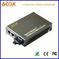 La creación de redes 10/100m convertidor de los medios de comunicación del transmisor-receptor