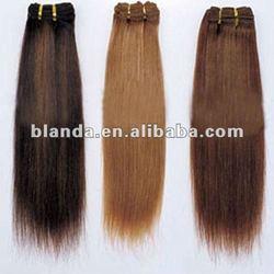 100 Yaki Perm Bulk 18 Human Hair 2