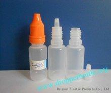 12.5ml plastic eye drops container /bottles